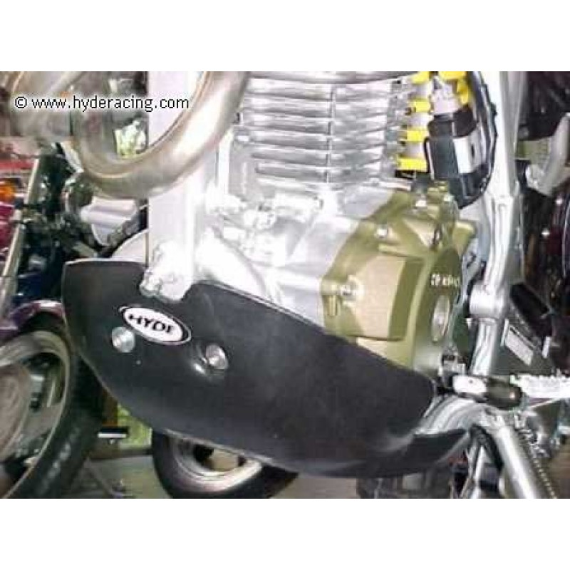 HP-SG-33 Honda 400 4 Stroke Skid Plate from Hyde Racing