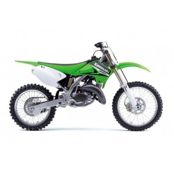 Hyde Racing products for Kawasaki dirt bikes